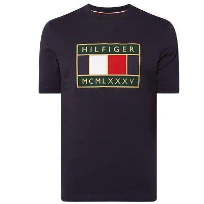 Tommy Hilfiger T Shirt aus Bio Baumwolle für 31,99€ (statt 52€)