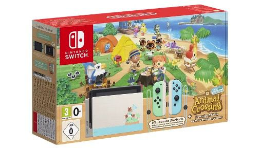 Nintendo Switch Animal Crossing: New Horizons Edition für nur 389,90€ (statt 420€)