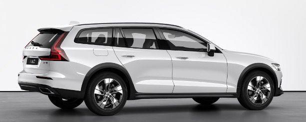 Privat & Gewerbe: Volvo V60 Cross Country 2.0 mit 190 PS für monatlich 289€ brutto   LF 0,59