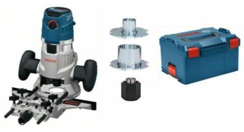 Bosch GMF 1600 CE Multifunktionsfräse mit L BOXX für 395€ (statt 435€)