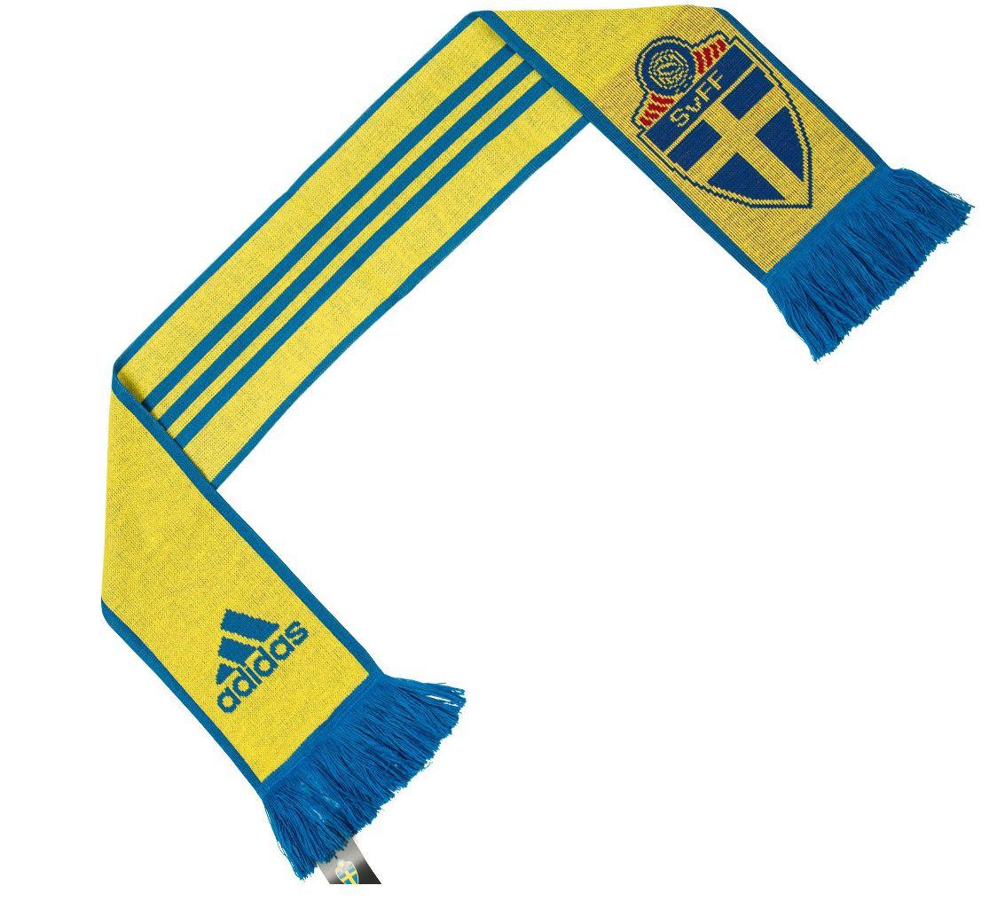 adidas Schweden Fan Schal für 4,61€ (statt 9€)