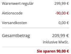 JOOP! Collection Wollmantel mit Stehkragen Faron in Schwarz für 209,99€ (statt 300€)