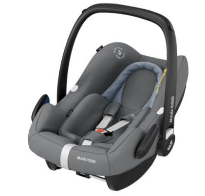 Maxi-Cosi Babyschale Rock in Essential Grey für 91,99€ (statt 108€)