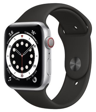 Apple Watch Series 6 (GPS + LTE) in 44mm für nur 1€ + Telekom Flat mit 18GB LTE für 34,99€mtl.