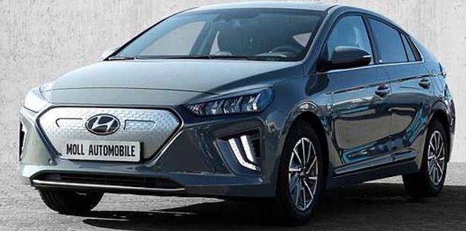Hyundai IONIQ Premium Elektro mit 136PS für 99€ brutto mtl.   LF 0,32 (Privat 159€)