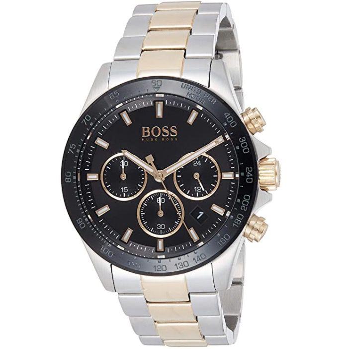 Hugo Boss Hero Herren Chronograph für 197,99€ (statt 254€)