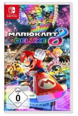 Nintendo Switch Pro Controller + Mario Kart 8 Deluxe für 80,41€ (statt 100€)
