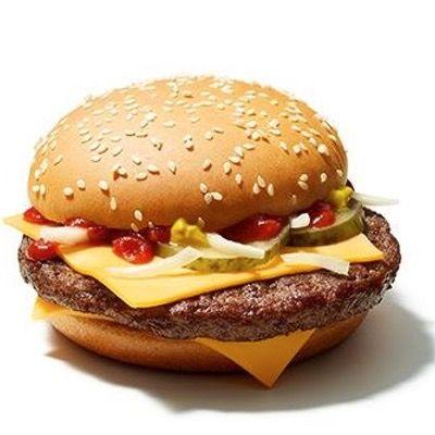 McDonald's Deal des Tages   heute: Hamburger Royal Käse für 1,99€ (in der APP)