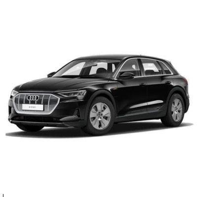 Gewerbe: Audi e tron 50 Quattro in Brillantschwarz mit 313 PS für 259€ mtl. netto   LF: 0,51