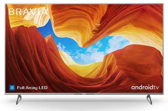 Sony KD 55XH9077   55 Zoll UHD Android Fernseher mit 100 Hz für 739,62€ (statt 953€)