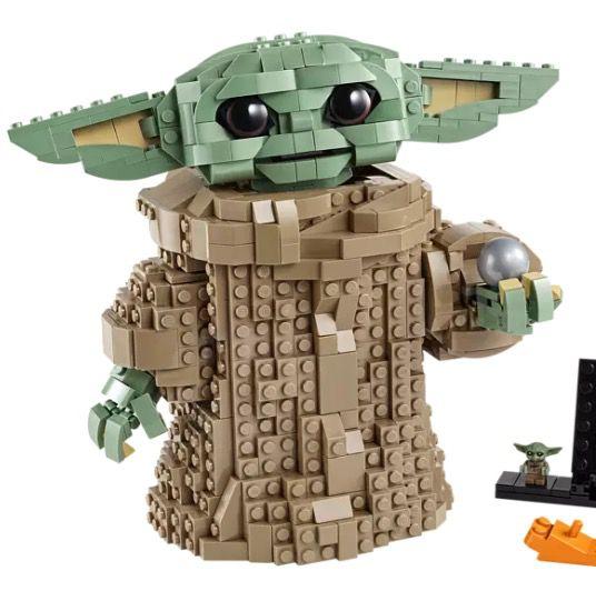 2x Lego Star Wars – Yoda das Kind (75318) für 88,94€ (statt 120€)