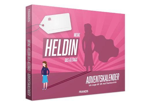 Franzis: Meine Heldin des Alltags – Adventskalender 2020 für 4,95€ (statt 15€)