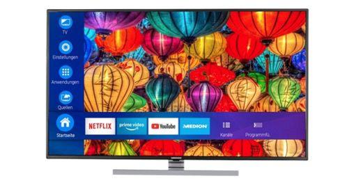MEDION S14901 49 Zoll 4K UHD Smart TV mit Dolby Vision für 313,49€ (statt 439€)