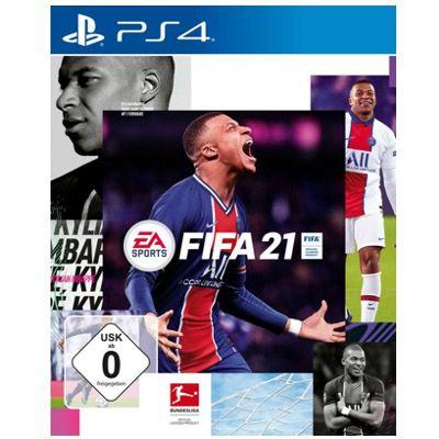 Augewählte eBay Kunden: Mit Gutschein 10€ Rabatt (MBW 11€)  z.B. FIFA 21 (PS4) für 31€ (statt 41€)