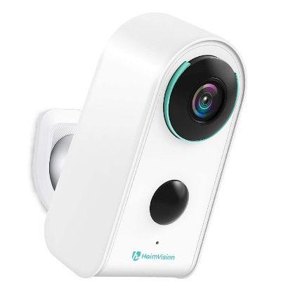 HeimVision Akku Überwachungskamera 1080P IP65 mit 2 Wege Audio für 36€ (statt 90€)