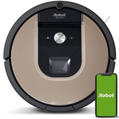 iRobot Saugroboter Roomba 976 mit Imprint Kopplungstechnik für 392,37€ (statt 486€)