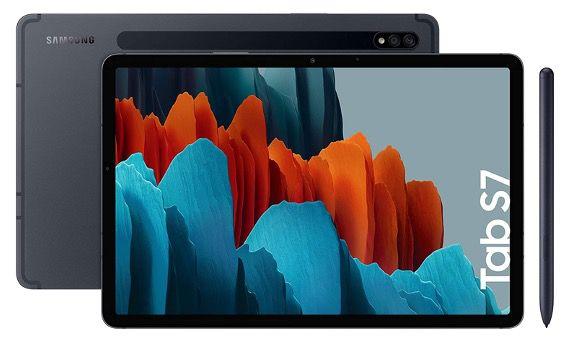 Samsung Galaxy Tab S7 11 Android Tablet 128GB/6GB mit Stift für 568,64€ (statt 641€)