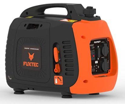Vorbei! Fuxtec FX IG12 Inverter Stromerzeuger für 299€ (statt neu 507€)   B Ware