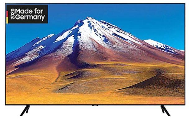 Samsung Crystal 65TU6979   65 Zoll UHD Fernseher für 579€ (statt 630€)