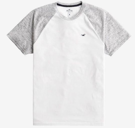 Hollister T Shirt in S L ab 9,73€ (statt 19€)