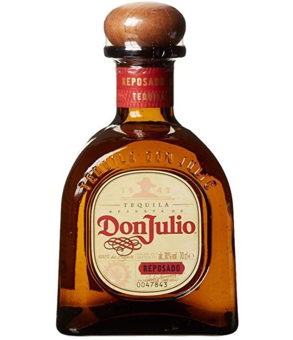 Don Julio Reposado Tequila (0,7 Liter) für 30€ (statt 36€)