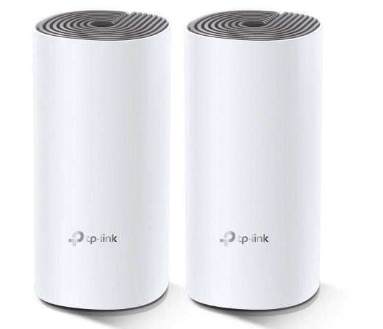 Vorbei! 2er Set TP Link Deco E4 AC1200 Whole Home Mesh Wi Fi System für 32,99€ (statt 57€)