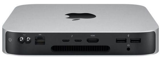 Apple Mac Mini (2020) mit M1 Prozessor + 8GB Ram + 256GB SSD für 688€ (statt 720€)