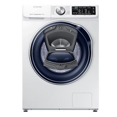 Samsung Waschmaschine WW81M642OPW/EG mit QuickDrive für 8kg für 599€ (statt 749€)
