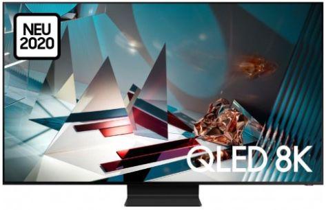 Samsung QE82Q800T   82 Zoll QLED 8K Fernseher (2020 Modell) + Galaxy Note20 für 5.999€ (statt 6.626€)