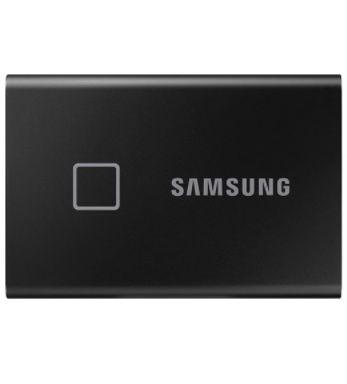 Samsung Portable SSD T7 Touch 500GB Silber für 69,90€(statt 90€)