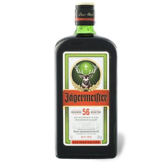 Gratis personalisiertes Jägermeister Etikett (3 Motive) versandkostenfrei bestellen