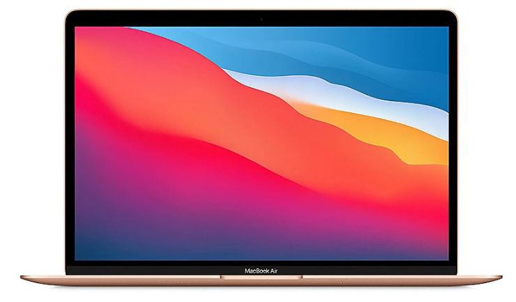 Vorbei! Apple MacBook Air 13,3 (2020) mit dem neuen M1 + 1TB SSD in Gold für 1.373,54€ (statt 1.532€)