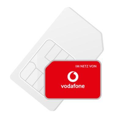 Vodafone Allnet Flat inkl. VoLTE mit 18GB LTE für 17,99€ mtl. oder Telekom mit 18GB LTE für 19,99€ mtl.