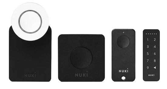 Tink Black Freitag Sale   z.B. Nuki Combo 2.0 + Fob + Keypad für 279€(statt 378€)