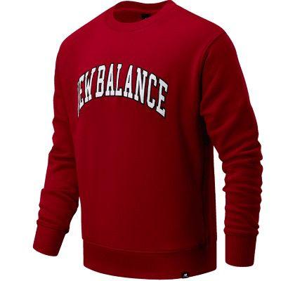 New Balance Sweater Athletics Varsity Pack Crew in 3 Farben (S bis XL) für 39,95€ (statt 52€)