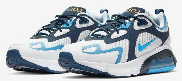 Nike Air Max 200 in Blau Weiss für 51,73€ (statt 90€)   Nike Member