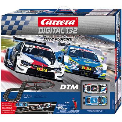 Carrera Digital 132 DTM Furore für nur 199,20€ (statt 225€)