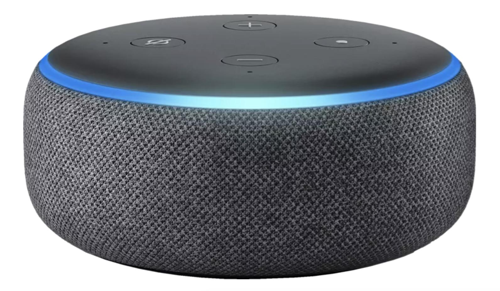 2er Philips Hue White E27 Warmweiß + Amazon Echo Dot (3. Gen) ab 26,14€