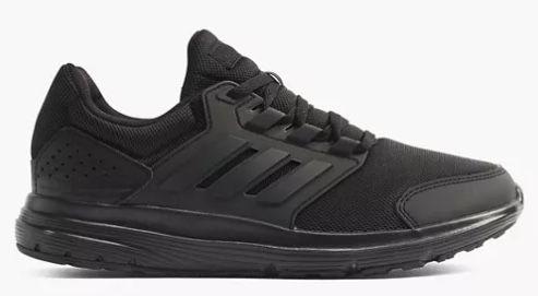 adidas Galaxy 4 Sneaker in Schwarz für 29,23€ (statt 47€)