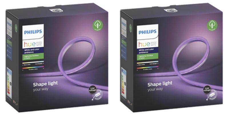 ProShop Hue Sale mit Knallerpreisen   z.B. 3x Philips Hue Play Lightbar für 130,39€ (statt 160€)