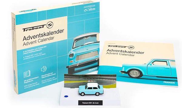 Abgelaufen! Trabant Adventskalender 2020 (Bausatz) für 29,98€ (statt 41€)