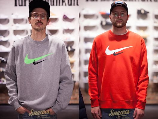 HOT! Nike Swoosh Pullover nur 22€ zzgl. VSK (statt 40€)
