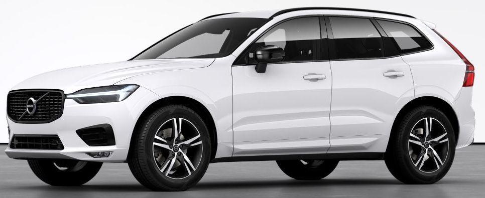 Privat + Eroberung: Volvo XC 60 B4 R Design mit 197PS inkl. Wartung für 273,24€ mtl.   LF: 0.48