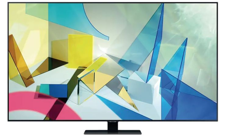Samsung GQ65Q82T   65 Zoll UHD QLED Fernseher für 1.131,17€ (statt 1.478€)