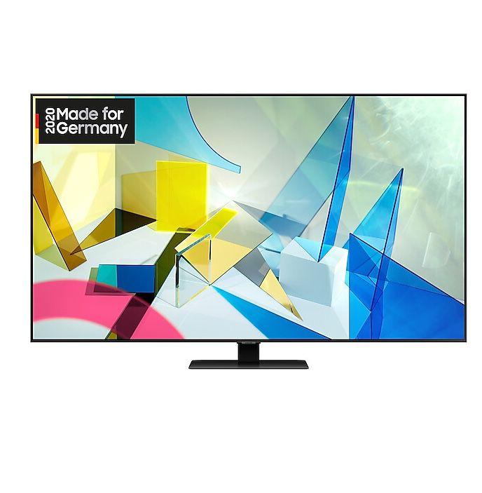Samsung GQ65Q82T – 65 Zoll UHD QLED Fernseher für 1.101€ (statt 1.299€)