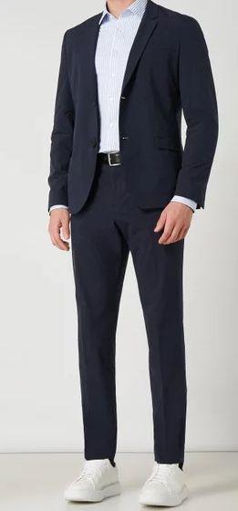 Hugo Away Extra Slim Fit Anzug mit 2 Knopf Sakko für 343,99€ (statt 486€)