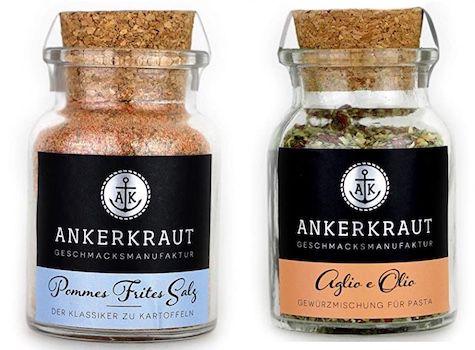 Ankerkraut 5 für 4 Aktion bei Amazon   z.B. 5x Paprika geräuchert für 23,96€ (statt 30€)