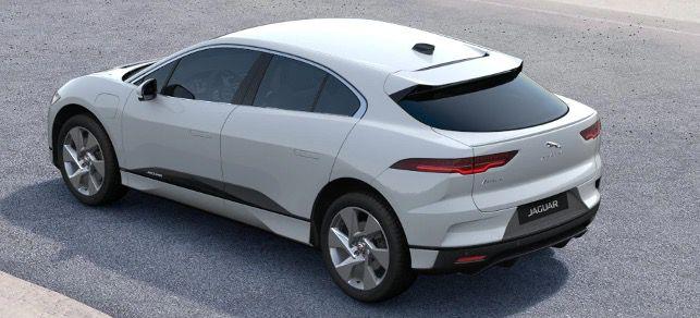 Jaguar I Pace Sondermodell EV320SE Elektro inkl. Wartung & Verschleiß mit 321PS für 388€ brutto   LF 0,54