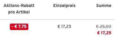 2x Chiemsee Herren Langarmshirt mit großem Logoprint für 17,25€ (statt 45€)