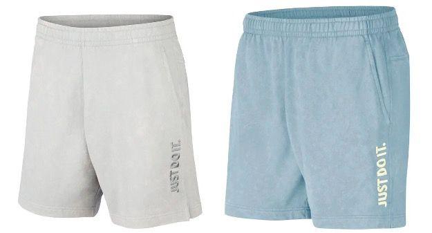 NIKE Sportswear JDI Herren Shorts zwei Farben für 9,60€ zzgl. 3,90€ Versand (statt 31€)